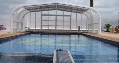 coberturas para piscinas