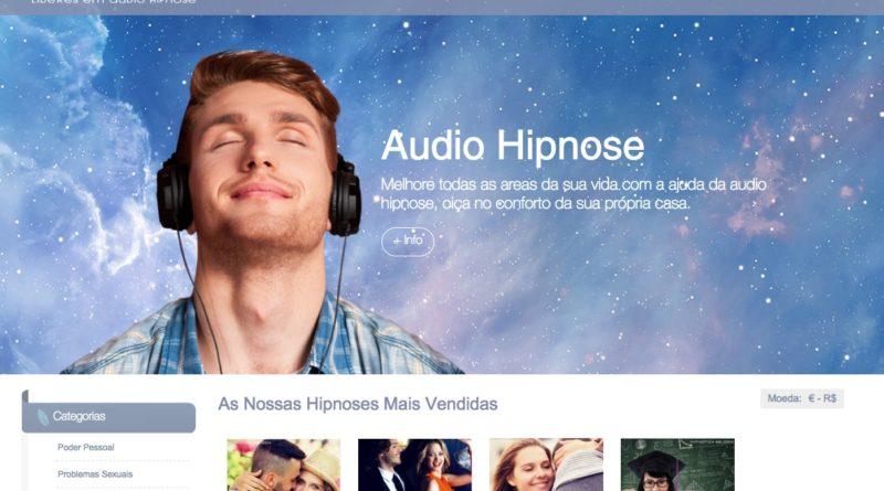 loja online de hipnoses em audio