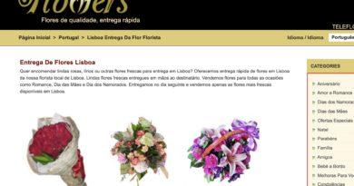 flores lisboa