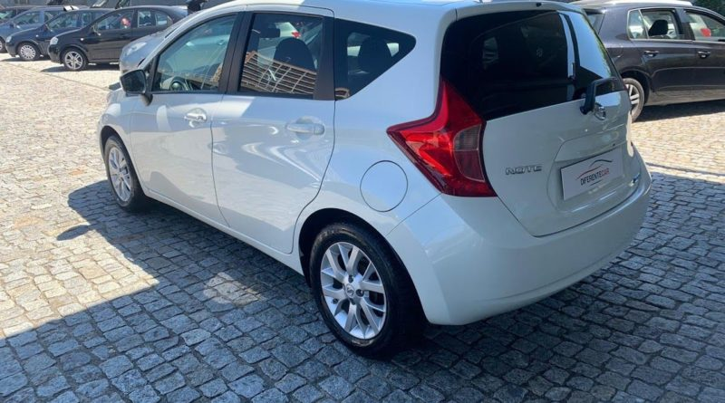 Nissan Note 1.5 dCi Acenta Connect